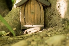 Fairy Door Lafcadio Hearn Japanese Gardens copy