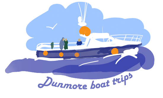 dunmore boat trips