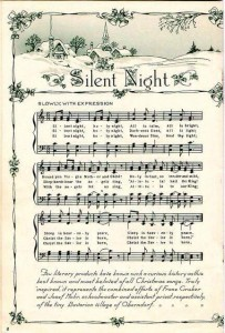 Silent Night words