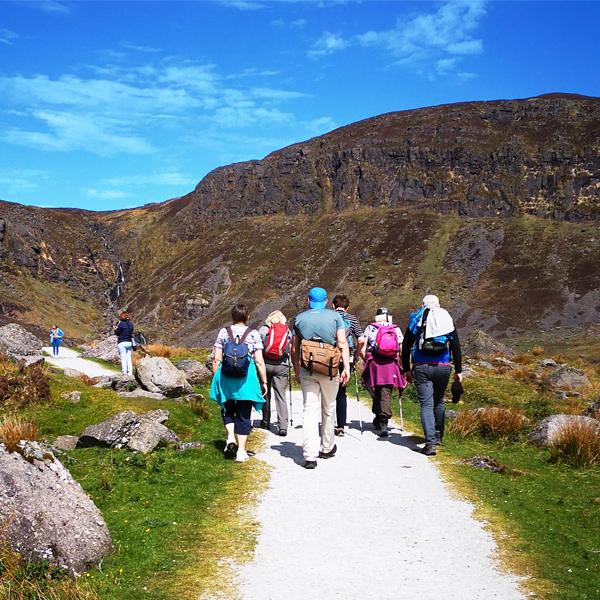 Comeragh Mountains Waterford Camino