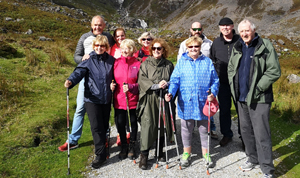 comeragh walk waterford tours