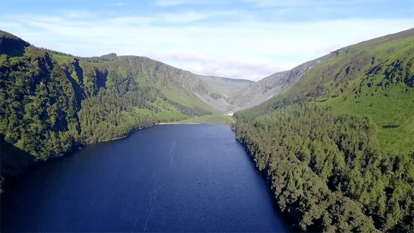 glendalough waterford camino