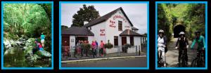 Choir, Pilgrim, Museum, Treasurers, walk, mindfulness, Waterford, peace choir, singing, Irish, Ireland, Comeragh, mountains, Mahon Falls, Durrow, Greenway, Dungarvan