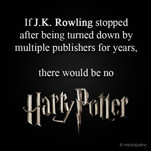 J.K. Rowling quote only