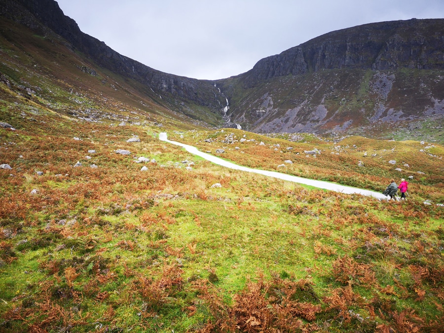 comeraghs waterford camino