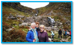 Mahon, Falls, Greenway, Waterford, Comeragh, Walking, Gentle, Camino, Guided, Tour